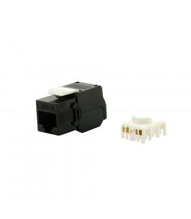 Conector hembra rj45 commscope cat-6 tool free