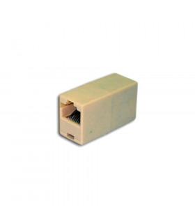 Adaptador hembra-hembra rj-45 cat-5e