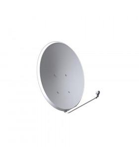 Antena parabolica sm 80cm con soporte