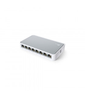 Switch sobremesa tp-link 8p 10/100 mbps