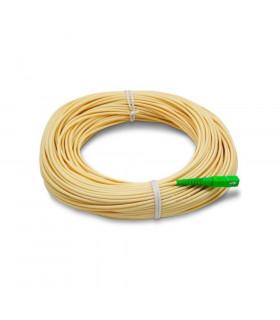 Cable 1f acometida ky int/ext 200m sc/apc blanco