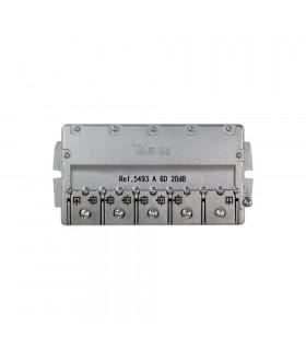 Derivador easy f 6d televes 5493 20db