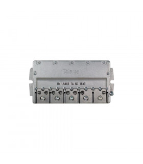 Derivador easy f 6d televes 5492 11/14db