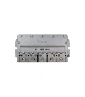 Repartidor easy f 6d televes 5469 11/14 db