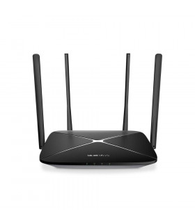 Router wifi mercusys ac1200 2 4/5 ghz
