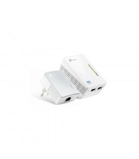 POWERLINE KIT EXTENSOR WIFI 300 Mbps 600AV