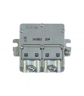 Mini repartidor easy f 3d televes 543603 5db