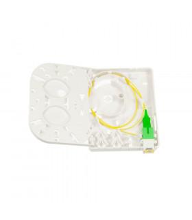 Roseta De Fibra Opton 1 Sc/Apc Y Pigtail 1