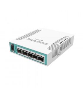 Cloud router mikrotik crs106-1c-5s