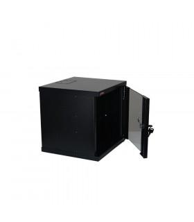 Armario rack minilan 10  soho 300x325 mm negro