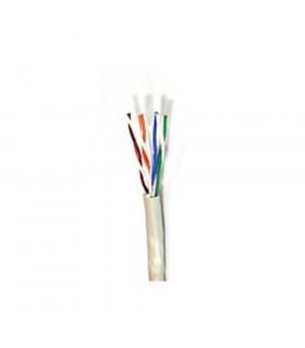 Cable utp cat-5e maxc cca exterior 305 m negro