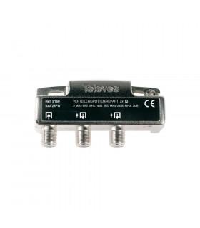 Repartidor f 2d televes 5150 4/5 db